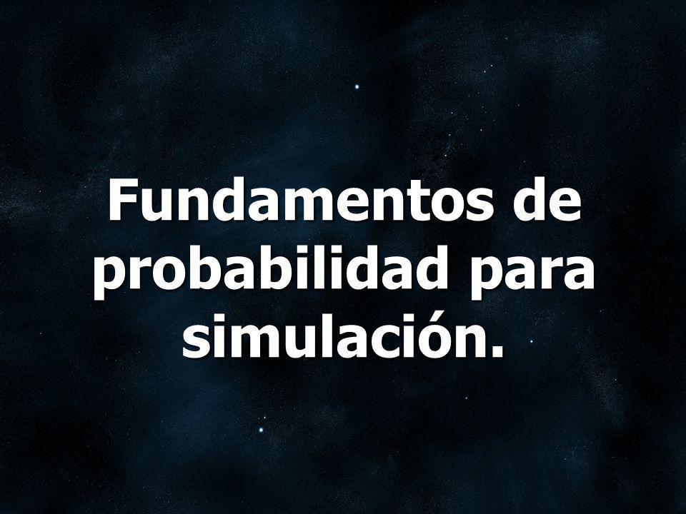 Variables Aleatorias Variables Aleatorias Distribuciones de probabilidad Distribuciones de probabilidad Ley de los grandes números.