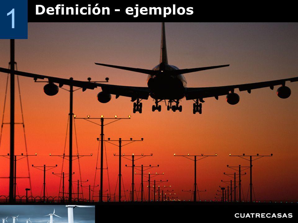 Definición - ejemplos 1
