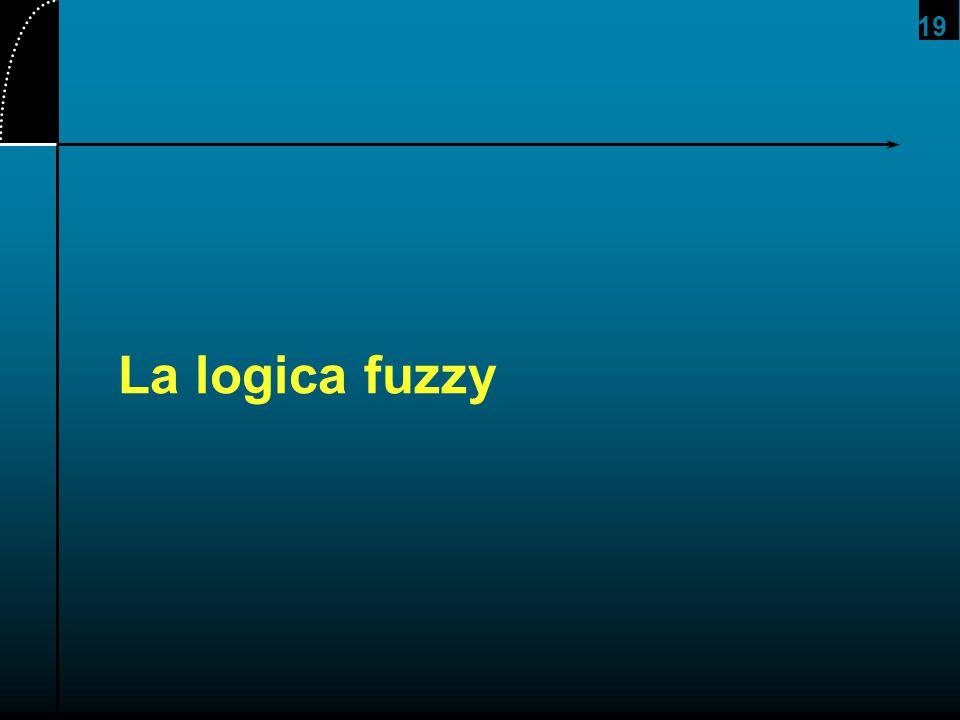 19 La logica fuzzy