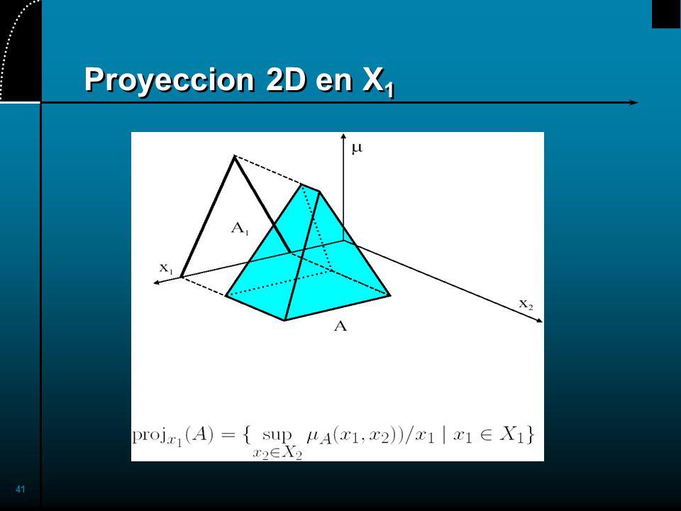 41 Proyeccion 2D en X 1