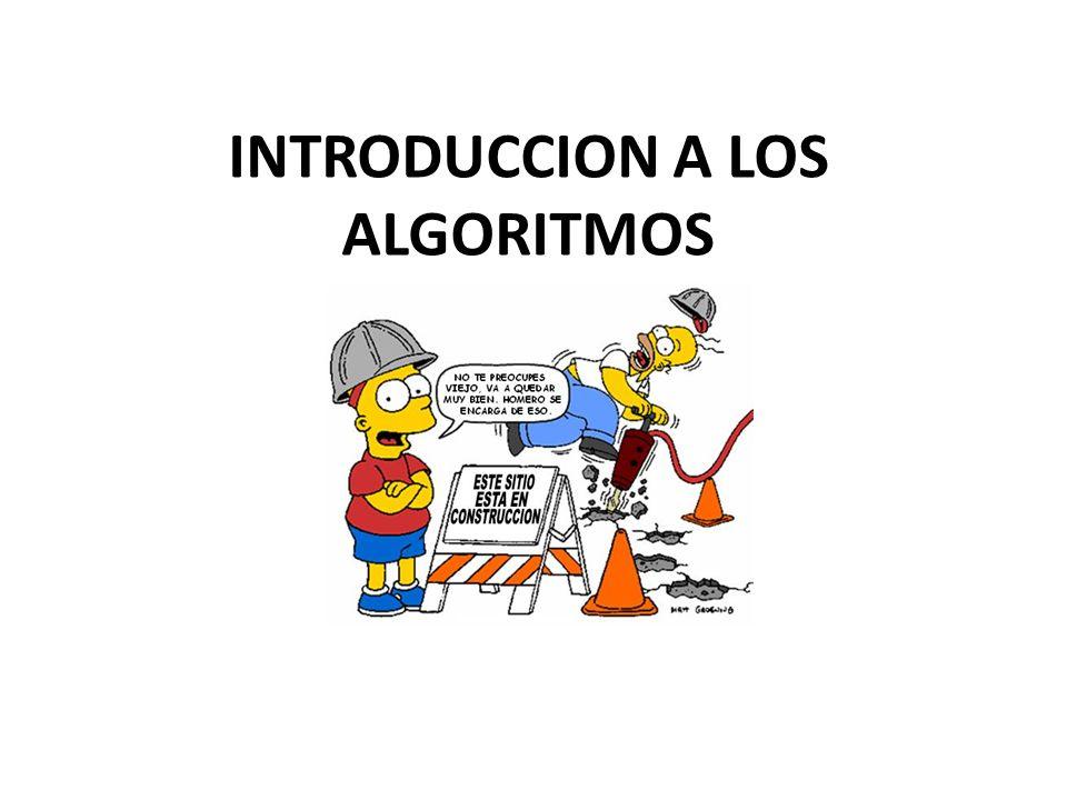 GENERALIDADES SOBRE LOS ALGORITMOS Metodología de programación: Consiste en la metodología aplicada para la resolución de problemas mediante programas.