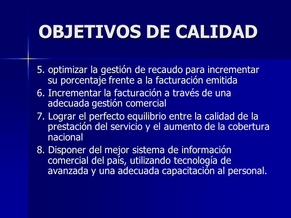 CALIDAD DE SERVICIO ES LA ACTITUD DE SERVIGENERALES S.A.