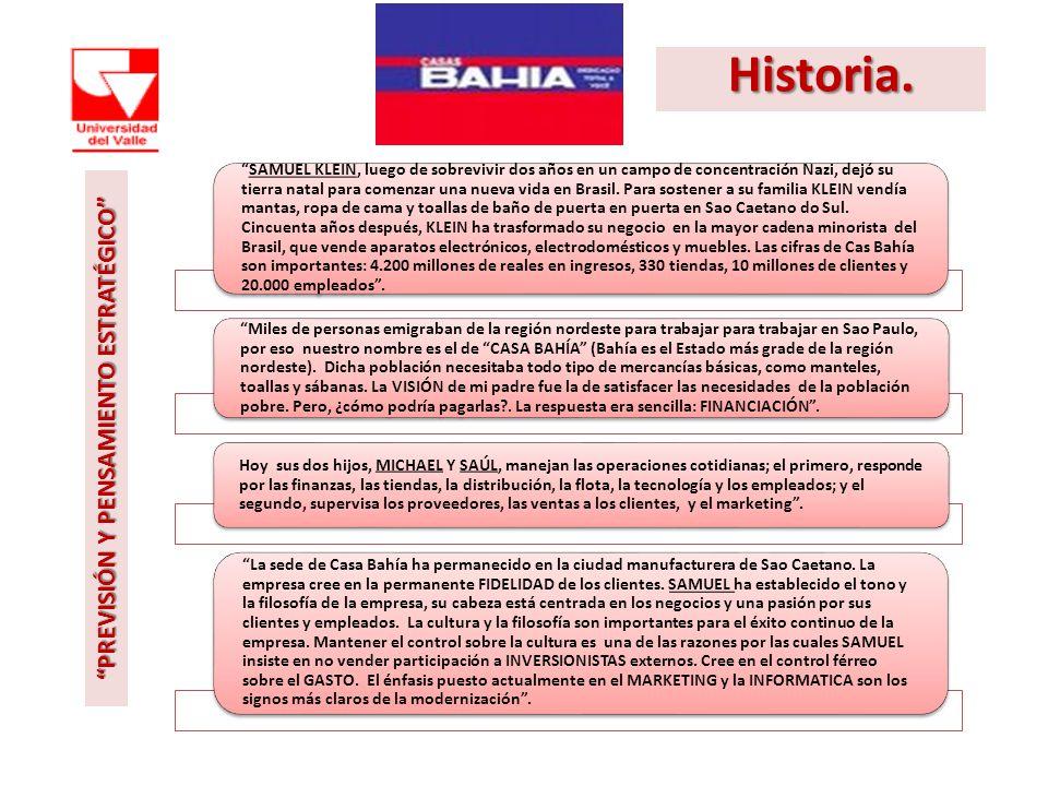 Mediante una aproximación excepcional al SERVICIO AL CLIENTE, Casa Bahía ha desarrollado un innovador modelo empresarial que atiende con éxito a la población de la base de la pirámide en todo Brasil Mediante una aproximación excepcional al SERVICIO AL CLIENTE, Casa Bahía ha desarrollado un innovador modelo empresarial que atiende con éxito a la población de la base de la pirámide en todo Brasil.