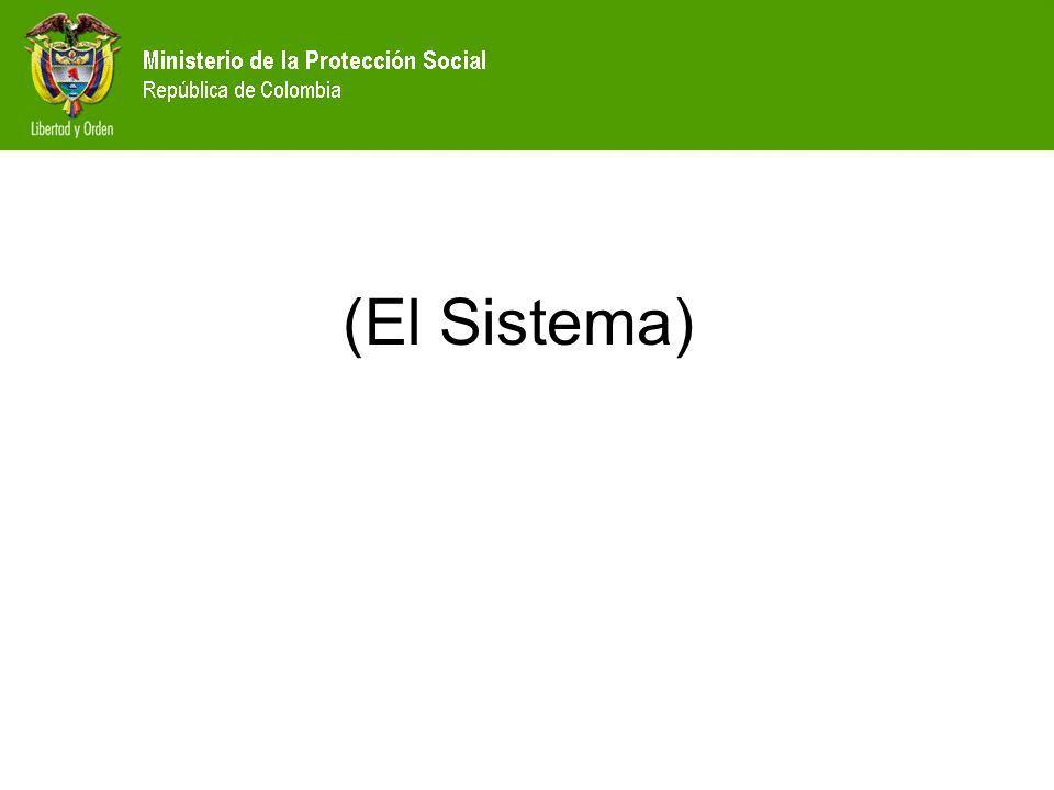 Objeto del Sistema de Información para la Calidad 1.