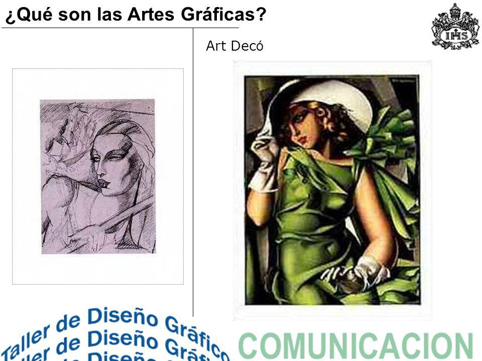 De Stijl ¿Qué son las Artes Gráficas?
