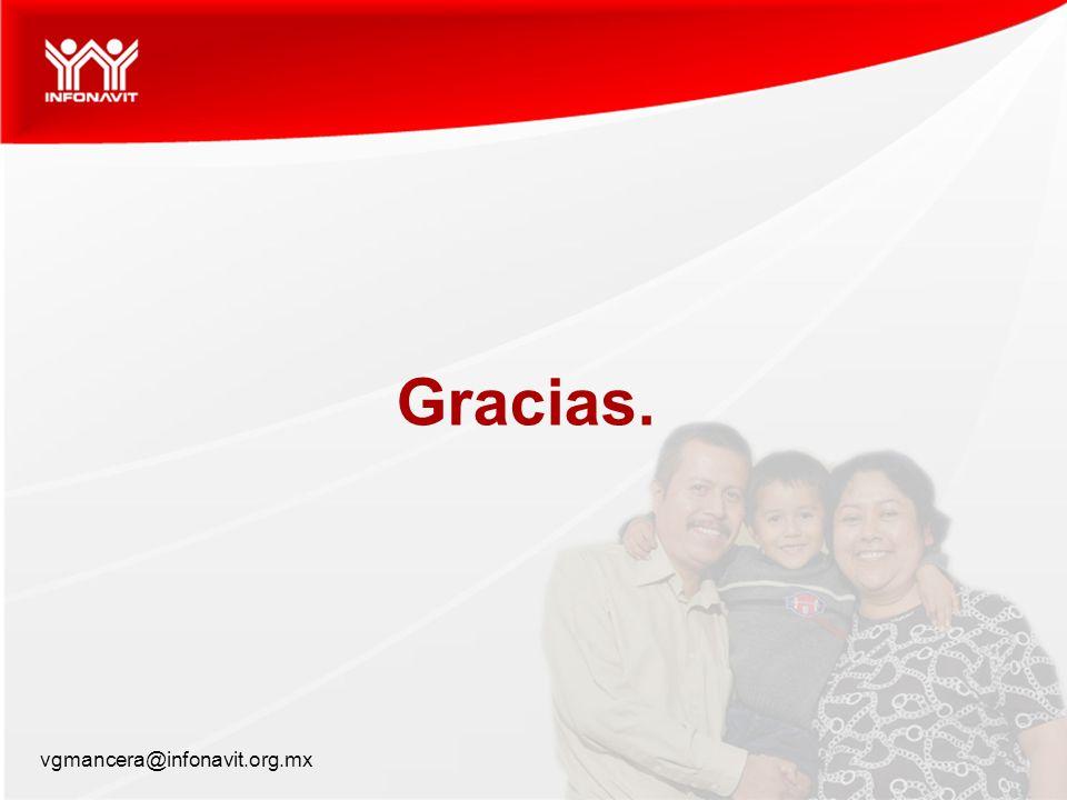 Gracias. vgmancera@infonavit.org.mx