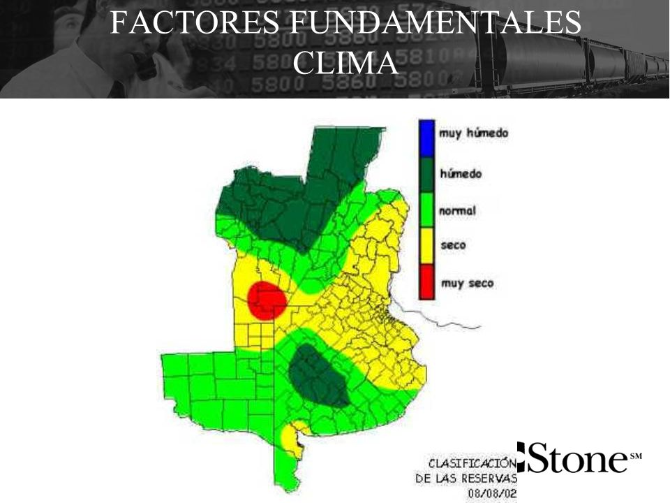 FACTORES FUNDAMENTALES CLIMA