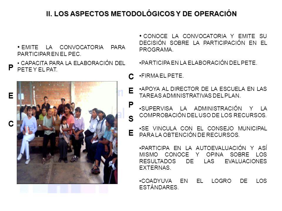 III.SOBRE LOS REQUISISTOS PARA LOGRAR UN AMBIENTE DE TRABAJO Y COLABORACIÓN EN LA ESCUELA 1.