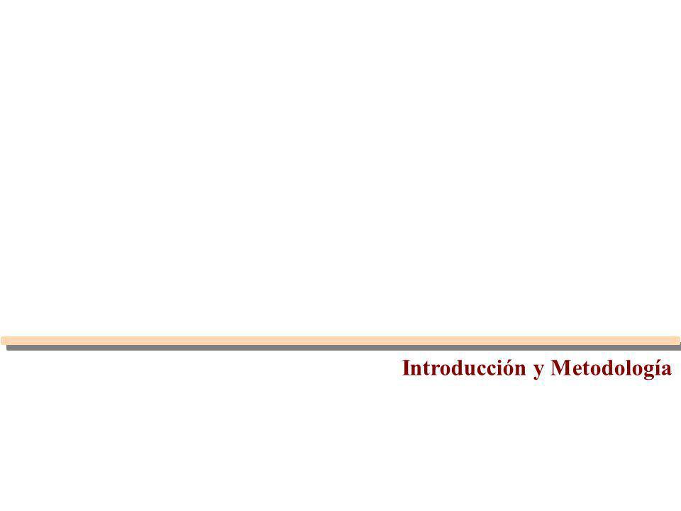 Introducción y Metodología
