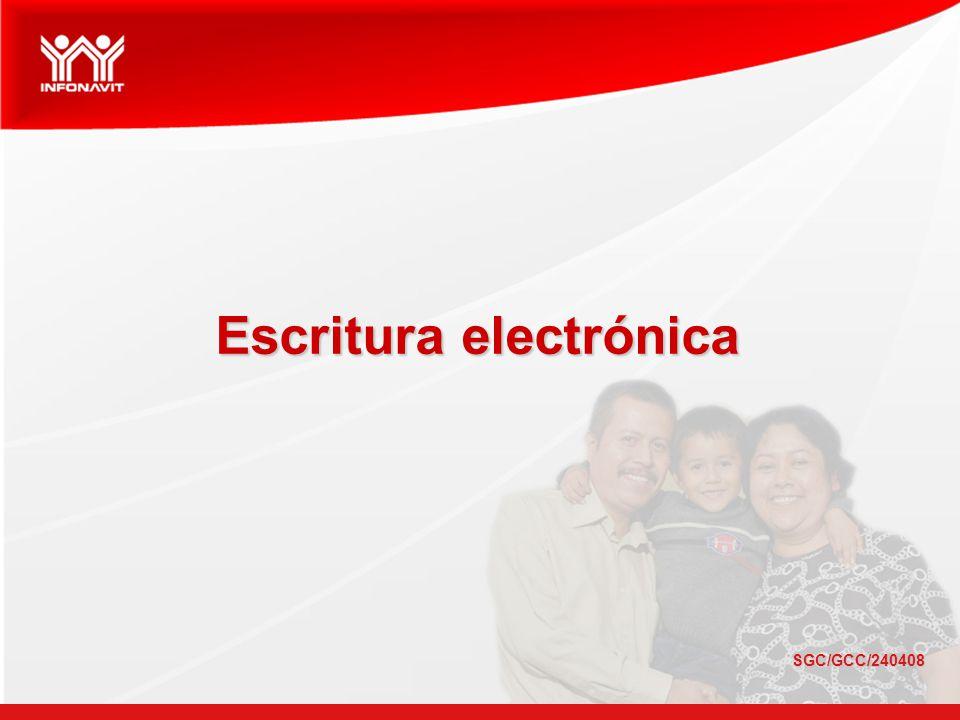 Escritura electrónica SGC/GCC/240408