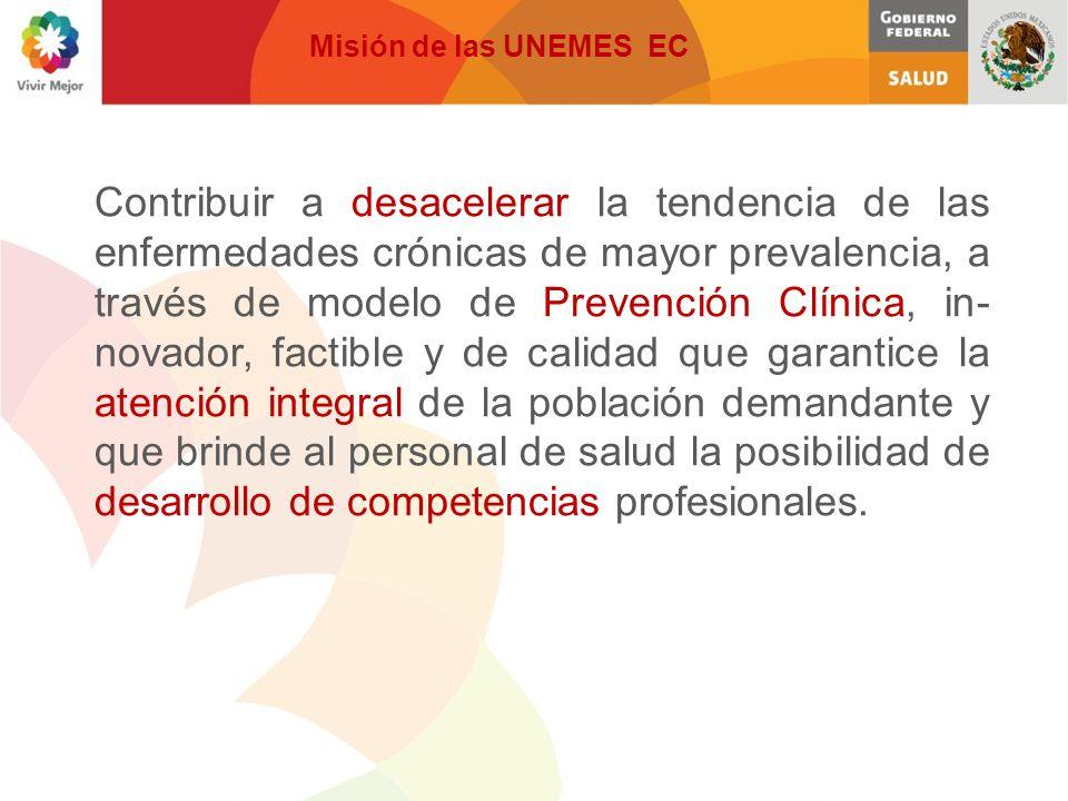 Premisas básicas de funcionamiento Generar recursos humanos con las competencias específicas.