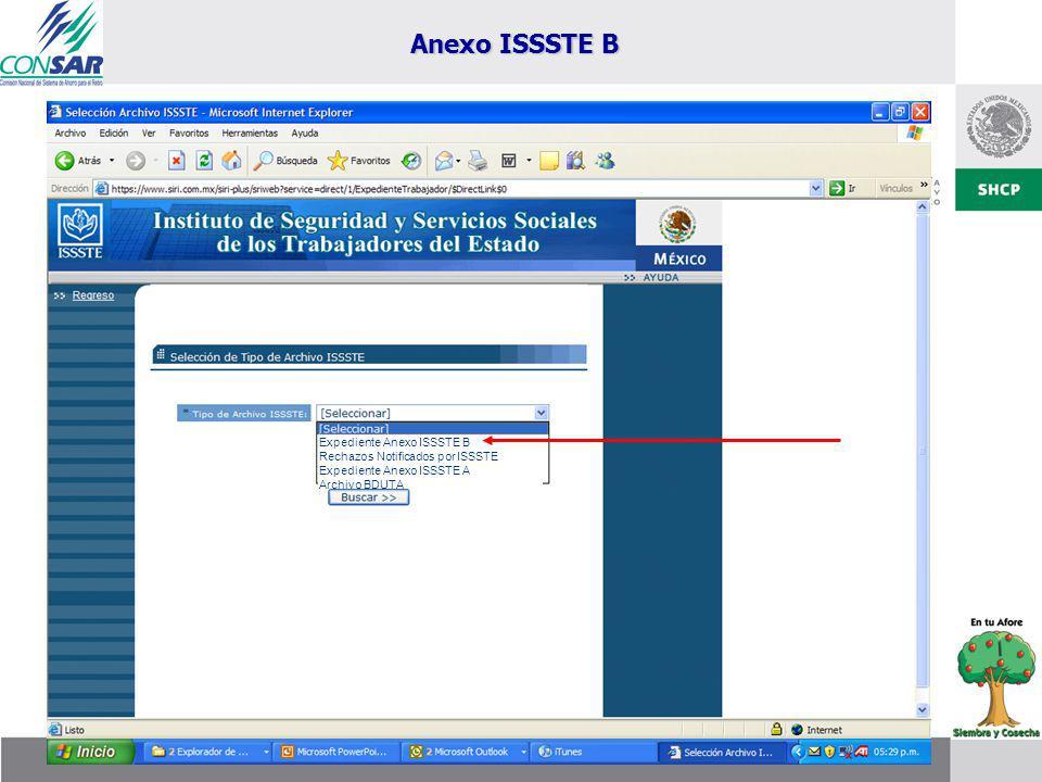 18 CONSAR Octubre 2007 Integración de la Junta de Gobierno Mayo 2007 Registro de información de ex-trabajadores activos en otras Dependencias Etapa II