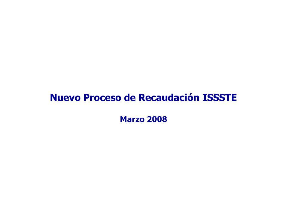 Camino a Santa Teresa # 1040 8o. piso, Col. Jardines en la Montaña Delegación Tlalpan, C.P. 14220, México D.F. www. consar.gob.mx Nuevo Proceso de Rec