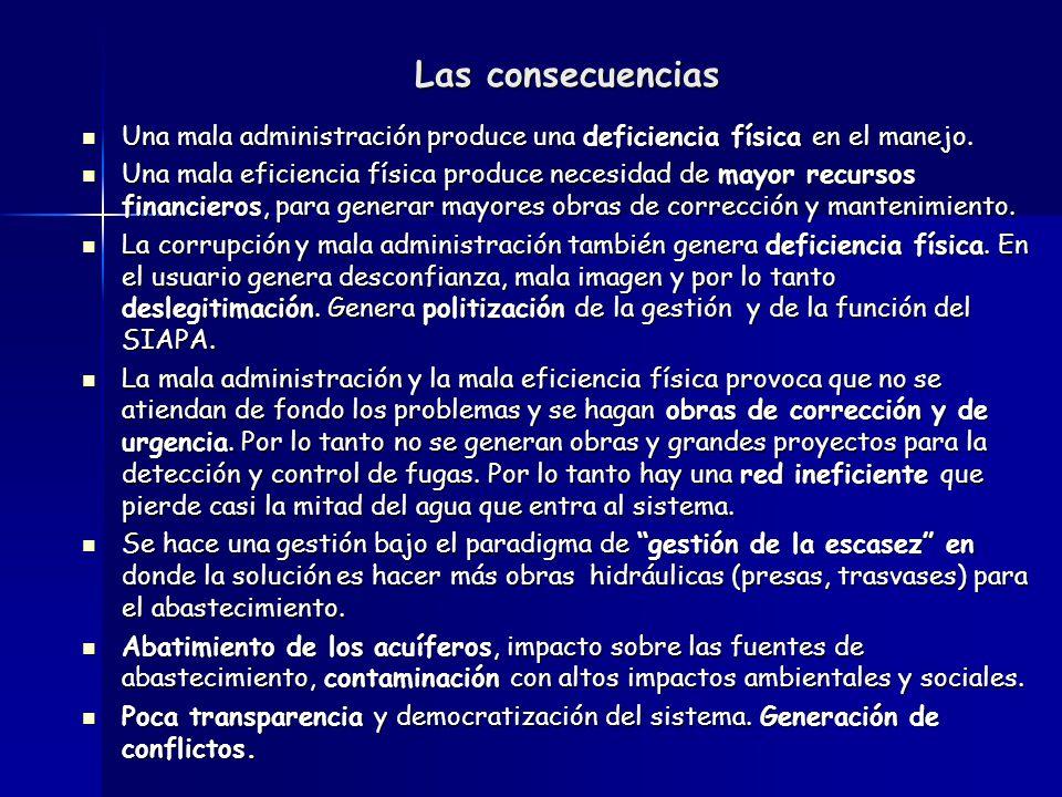Construcción sociopolítica de la escasez y de la vulnerabilidad social.