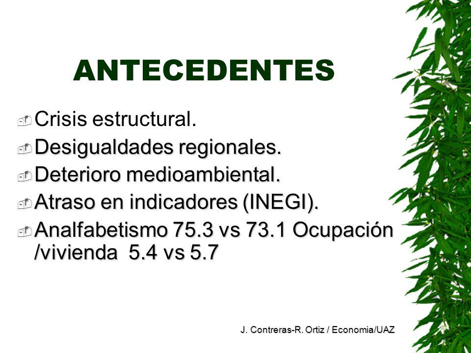 Toda esta información analítica obtenida a lo largo del tiempo, nos da elementos suficientes y bien documentados para considerar a La Zacatecana como un sitio potencialmente peligroso.