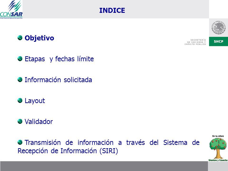 Adicionalmente al envío de archivos, las Dependencias deberán descargar los que el ISSSTE ponga a su disposición.