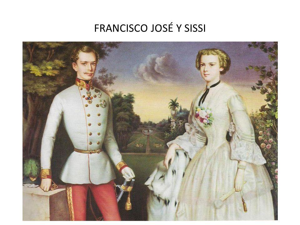 FRANCISCO JOSÉ Y SISSI