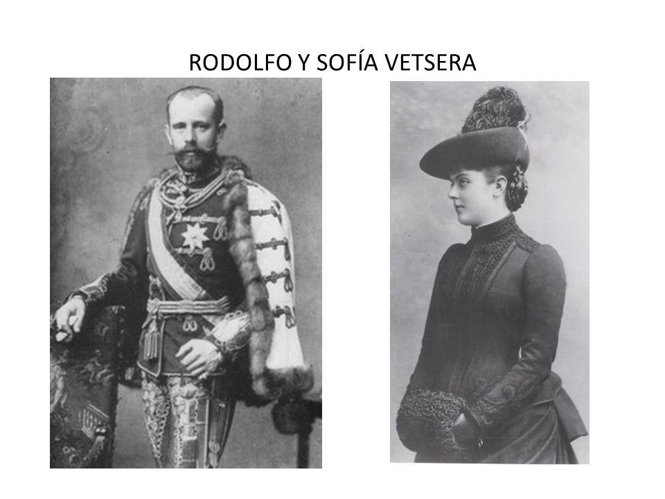 RODOLFO Y SOFÍA VETSERA