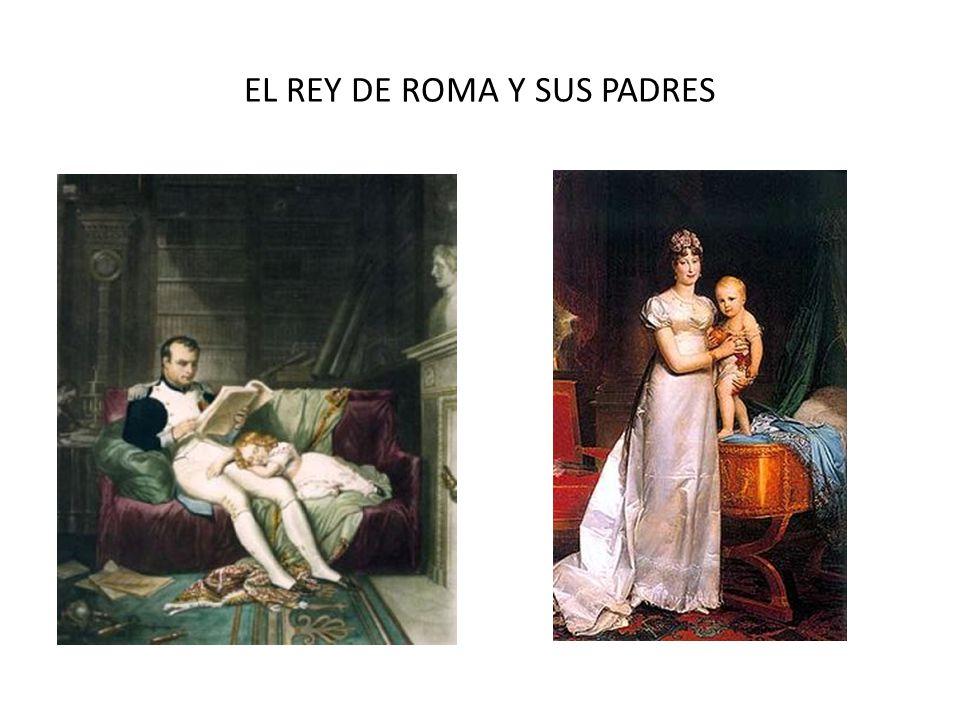 CONDE DE NEIPPERG MARIA LUISA