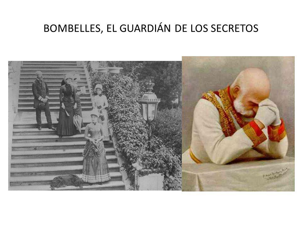 BOMBELLES, EL GUARDIÁN DE LOS SECRETOS