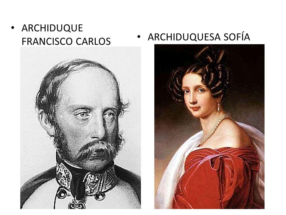EL DUQUE DE REICHSTADT Y SOFIA