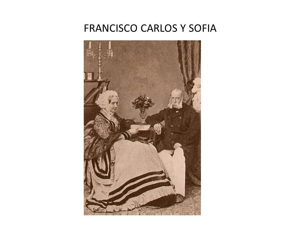 FRANCISCO CARLOS Y SOFIA