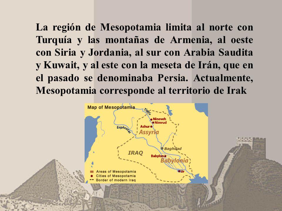 La Media Luna de las tierras fértiles es el nombre con el se conoce a una región que se inicia en Mesopotamia, continua en Siria y llega hasta las tierras de Palestina y Egipto.