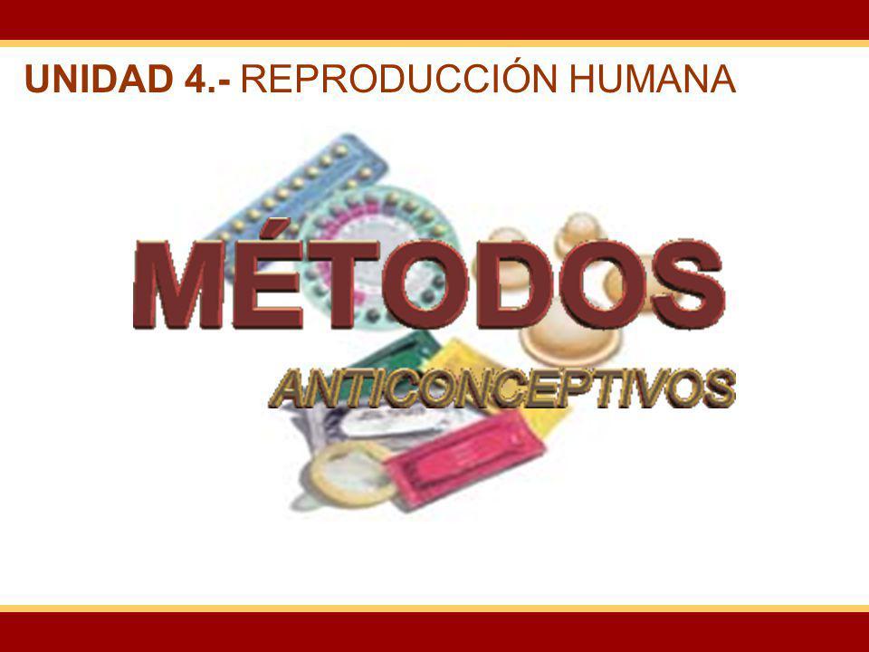 Espermicidas Los espermicidas se clasifican como métodos de barrera química.
