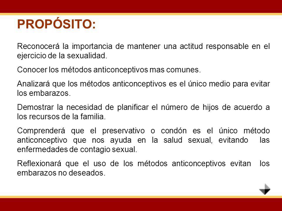 RECURSOS DIDÁCTICOS: Anticonceptivos (video).Portal Educativo Métodos anticonceptivos (video).