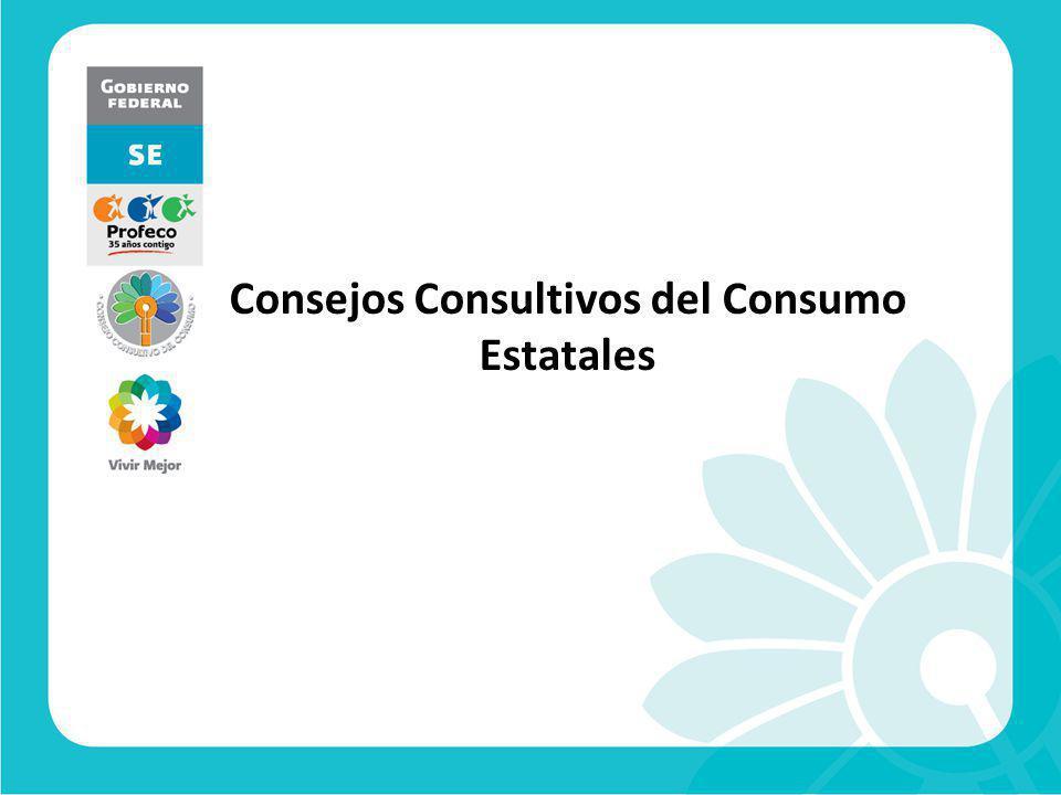 El Consejo Consultivo del Consumo es la instancia de participación ciudadana encargada de analizar diversos temas en materia de consumo y de protección al consumidor, así como proponer programas y acciones públicas relacionadas con las atribuciones de la Procuraduría Federal del Consumidor.