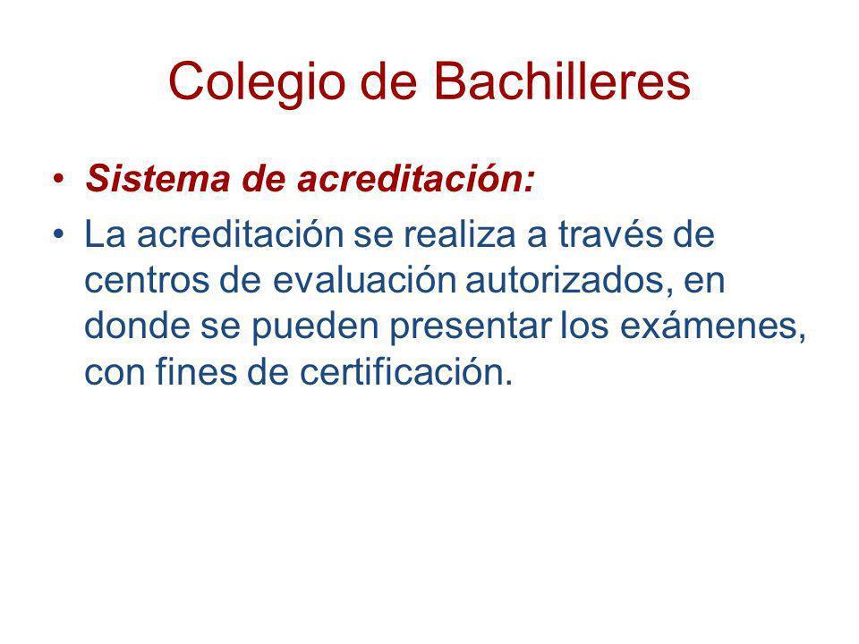 Colegio de Bachilleres Material didáctico: Son los contenidos disciplinarios de las asignaturas.