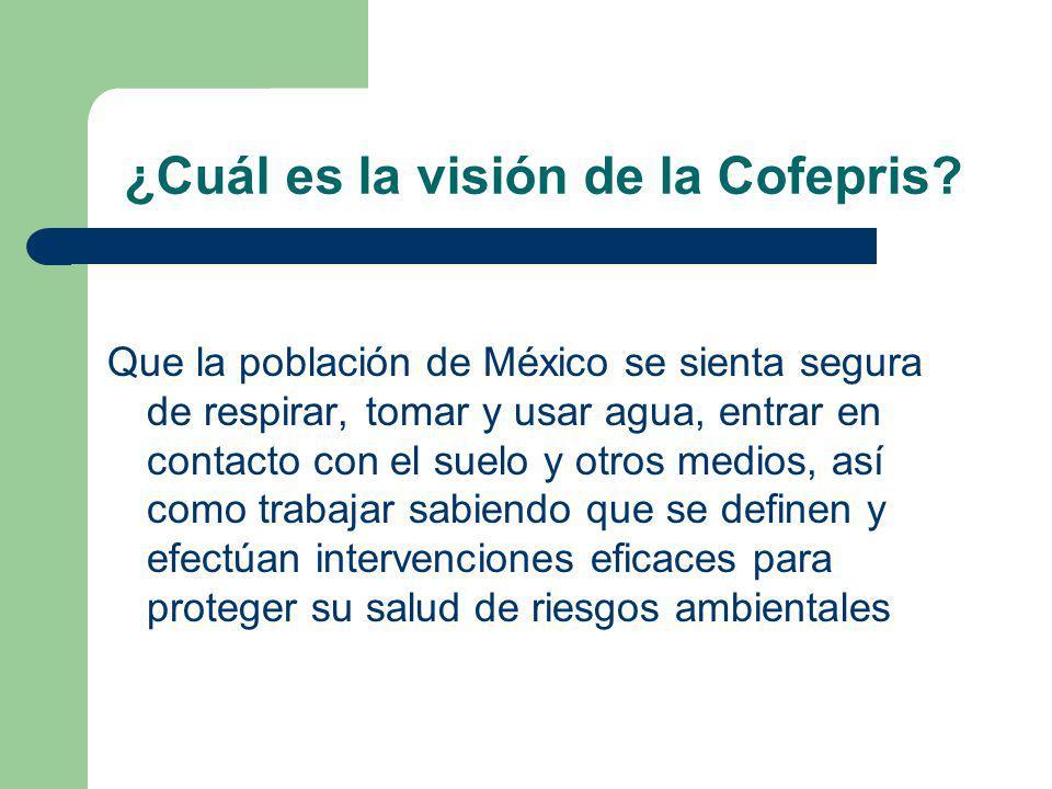 Aliados de la Cofepris Sector Académico Sector Social Organizaciones No Gubernamentales