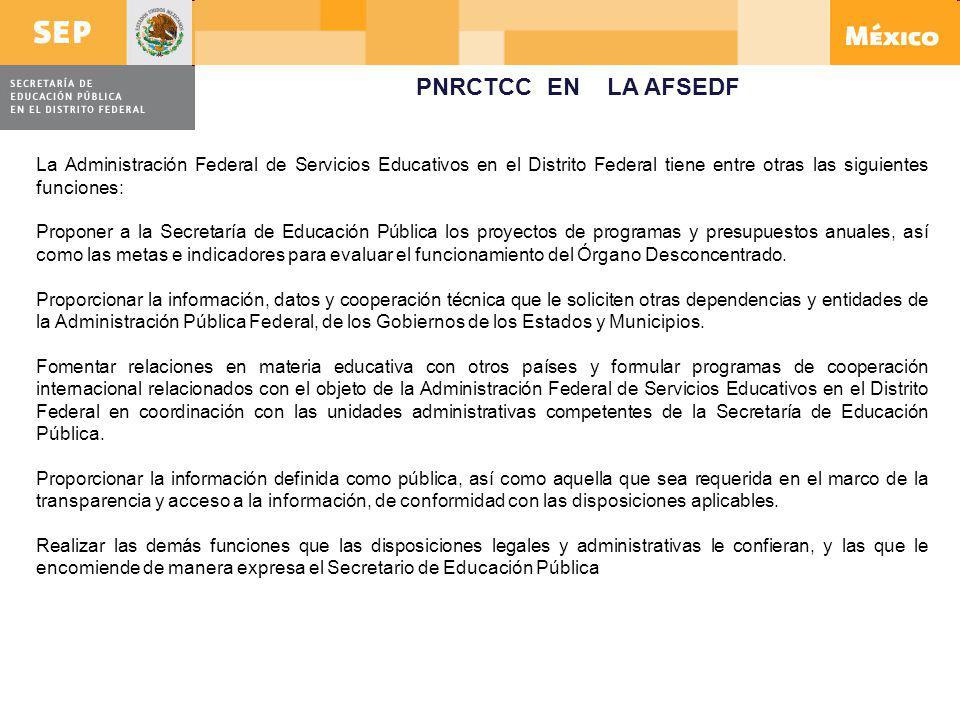 Proponer a la Secretaría de Educación Pública los proyectos de programas y presupuestos anuales, así como las metas e indicadores para evaluar el func