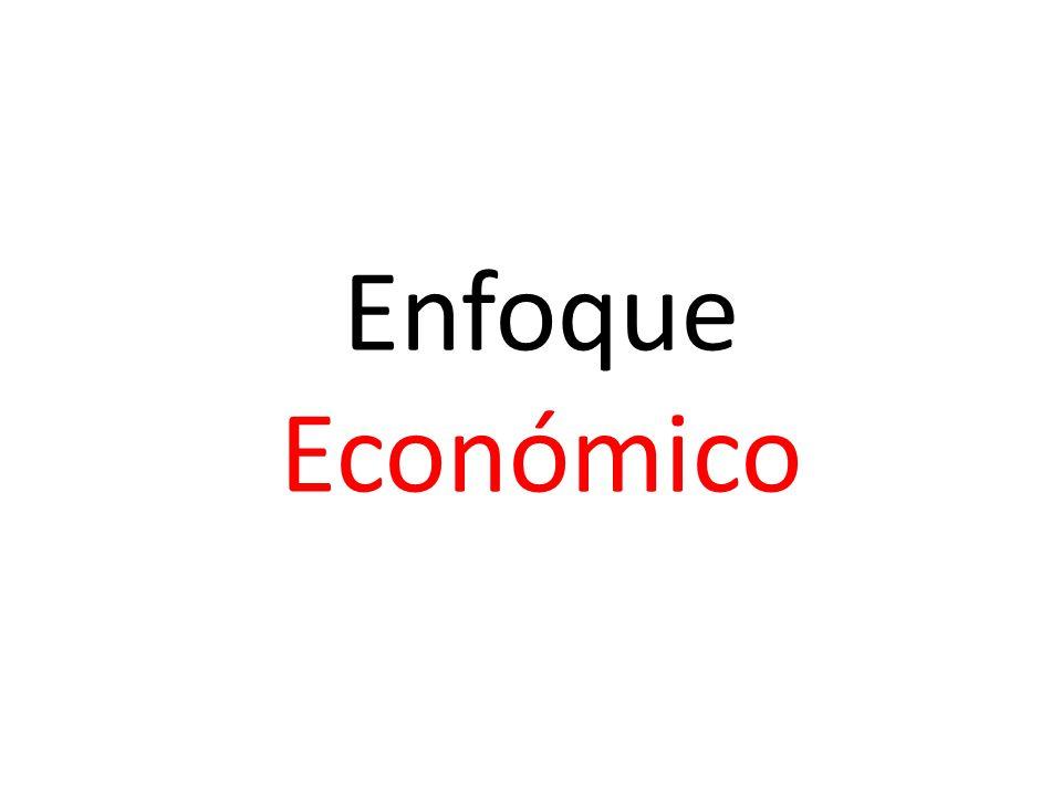 Enfoque Económico