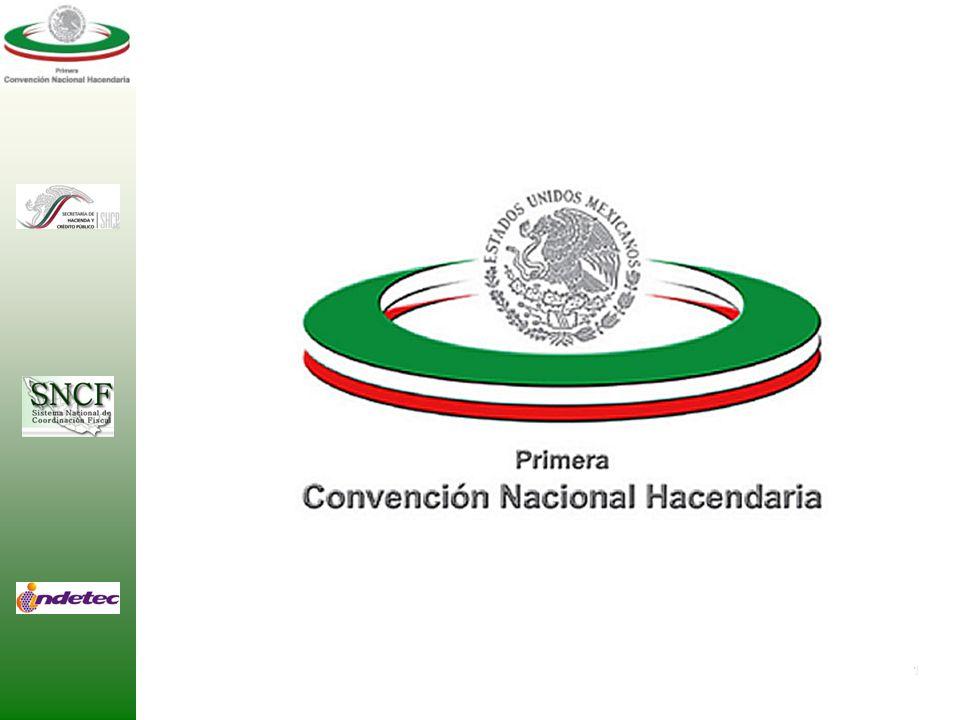 31 Proponer un nuevo marco de coordinación en materia de distribución de participaciones.