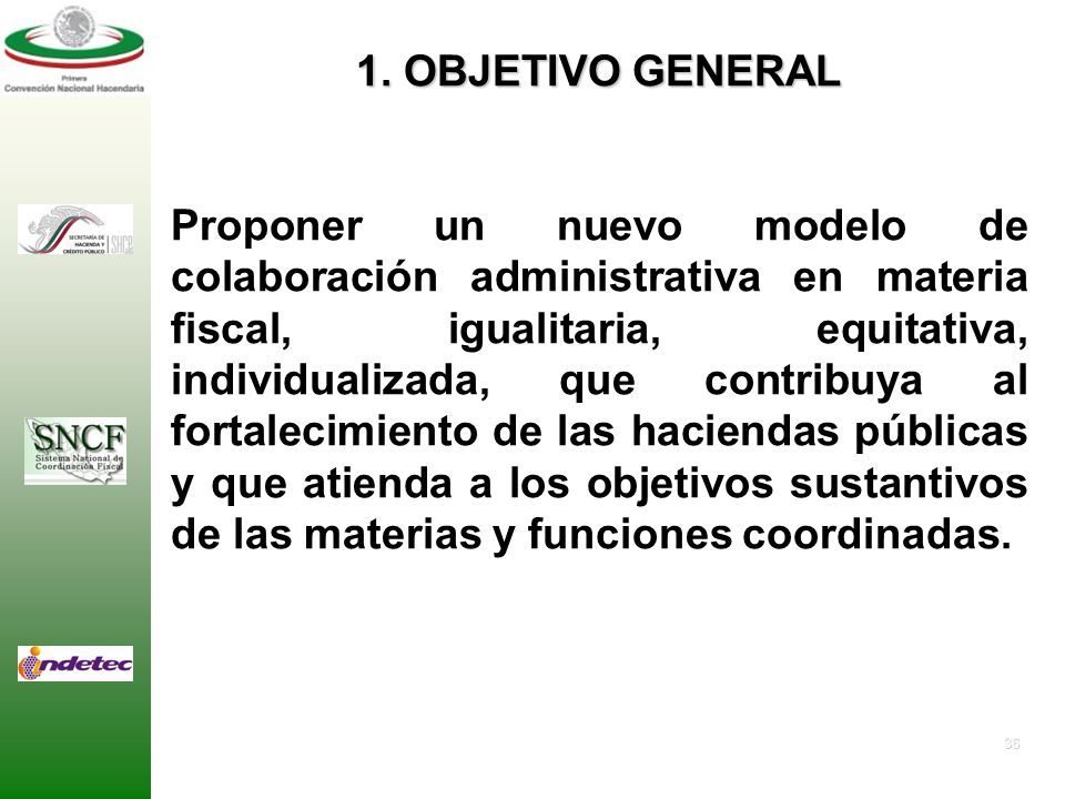 35 PROPUESTA DE PROGRAMA DE TRABAJO COMISIÓN TÉCNICA No. 2 COLABORACIÓN ADMINISTRATIVA EN MATERIA FISCAL FEDERAL