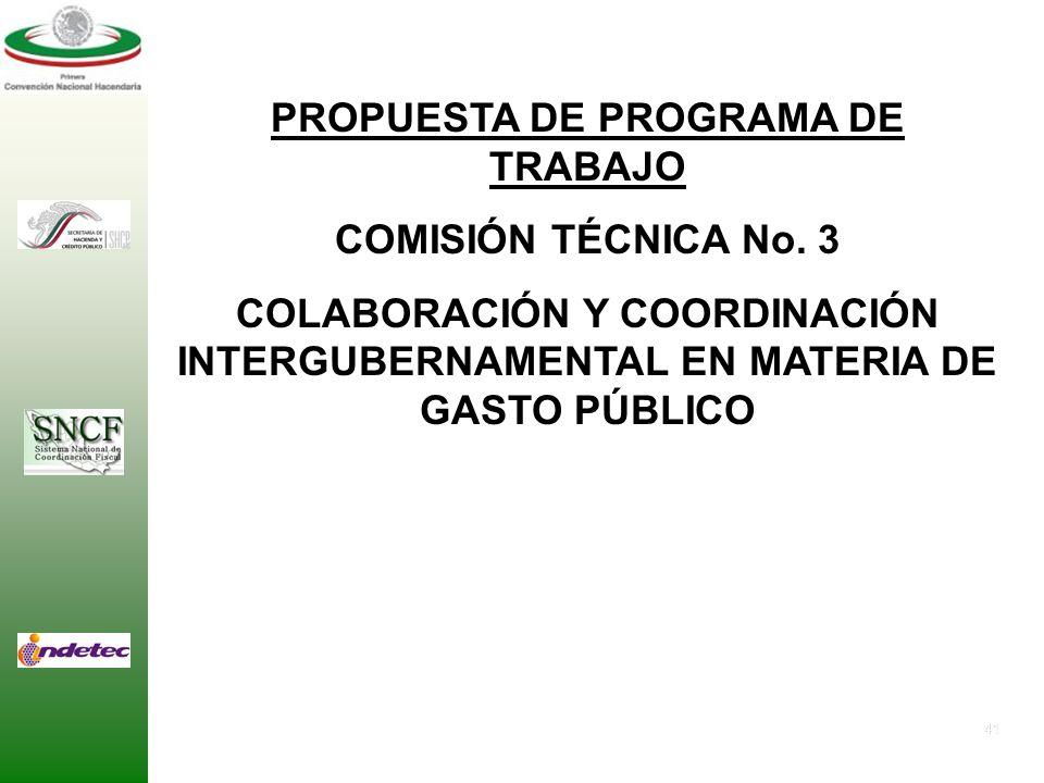40 3. AGENDA TEMÁTICA Para la elaboración del o de los anteproyectos y propuestas preliminares, se propone la necesidad de contemplar los siguientes a