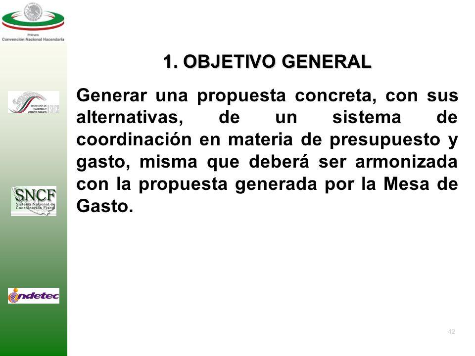 41 PROPUESTA DE PROGRAMA DE TRABAJO COMISIÓN TÉCNICA No. 3 COLABORACIÓN Y COORDINACIÓN INTERGUBERNAMENTAL EN MATERIA DE GASTO PÚBLICO