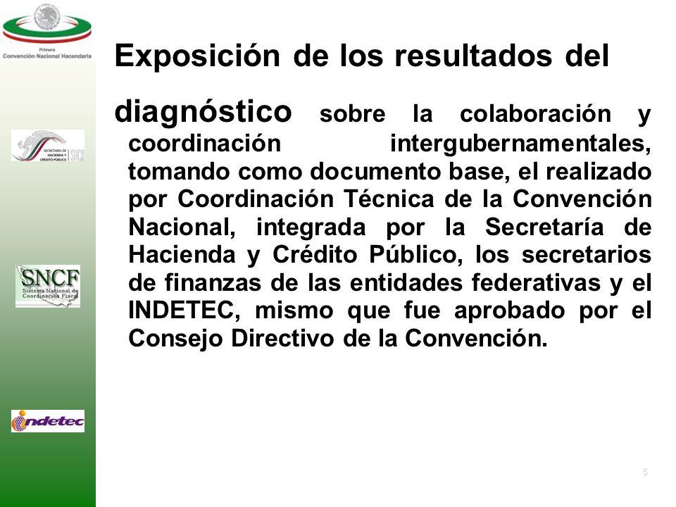 25 Todas las Comisiones Técnicas, se encuentran integradas por representantes del Gobierno Federal, de las Entidades Federativas y Municipios, de los congresos de la Unión y de los estados, así como del Indetec.