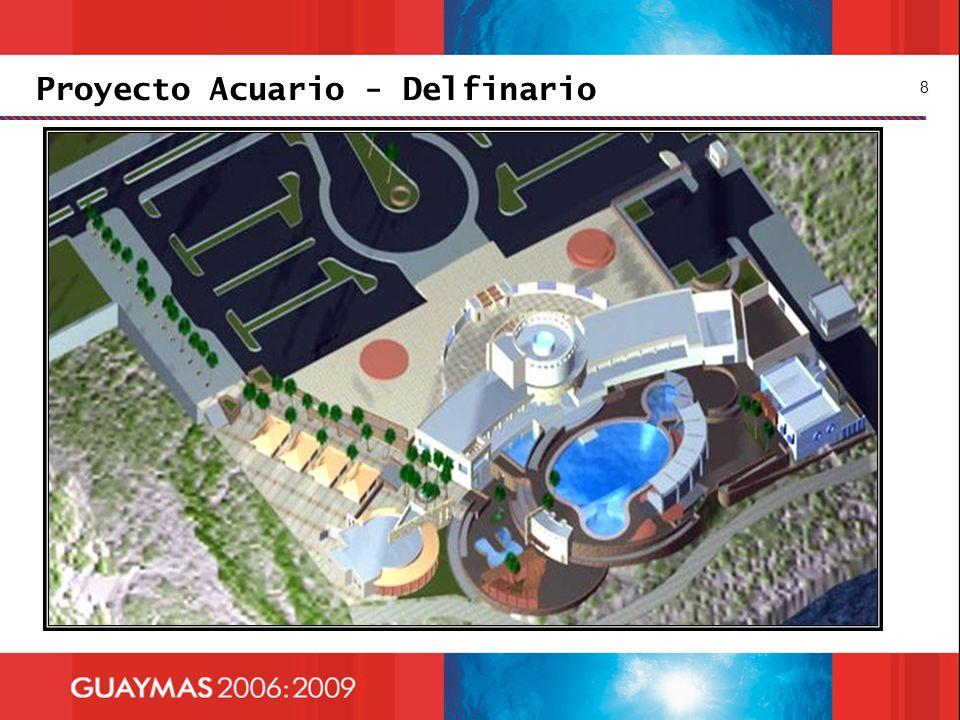 Proyecto Acuario - Delfinario 8