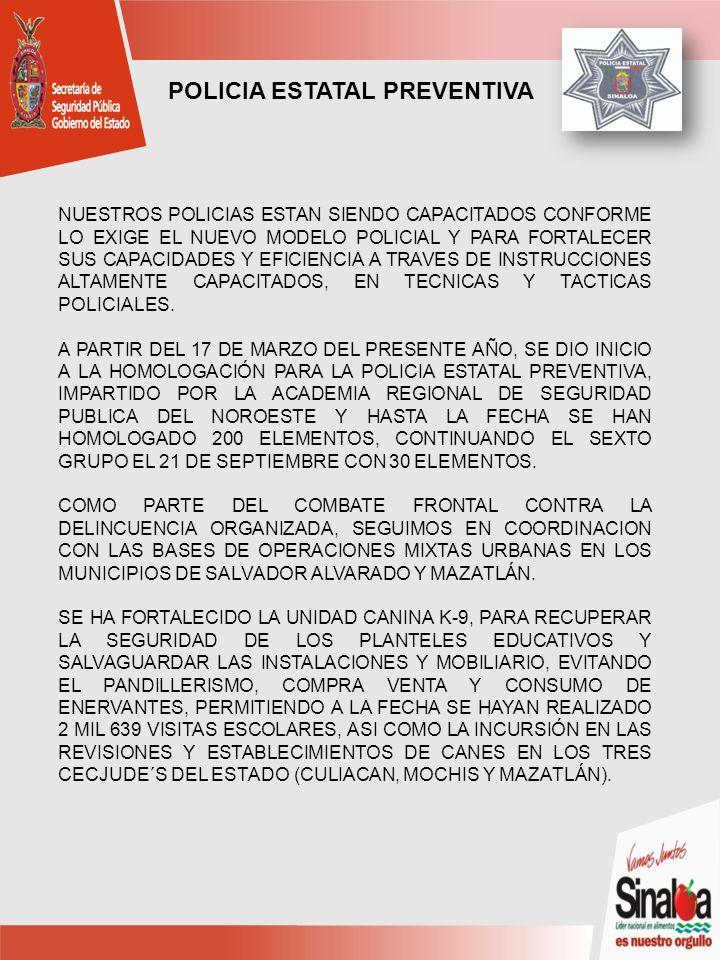 NUESTROS POLICIAS ESTAN SIENDO CAPACITADOS CONFORME LO EXIGE EL NUEVO MODELO POLICIAL Y PARA FORTALECER SUS CAPACIDADES Y EFICIENCIA A TRAVES DE INSTRUCCIONES ALTAMENTE CAPACITADOS, EN TECNICAS Y TACTICAS POLICIALES.