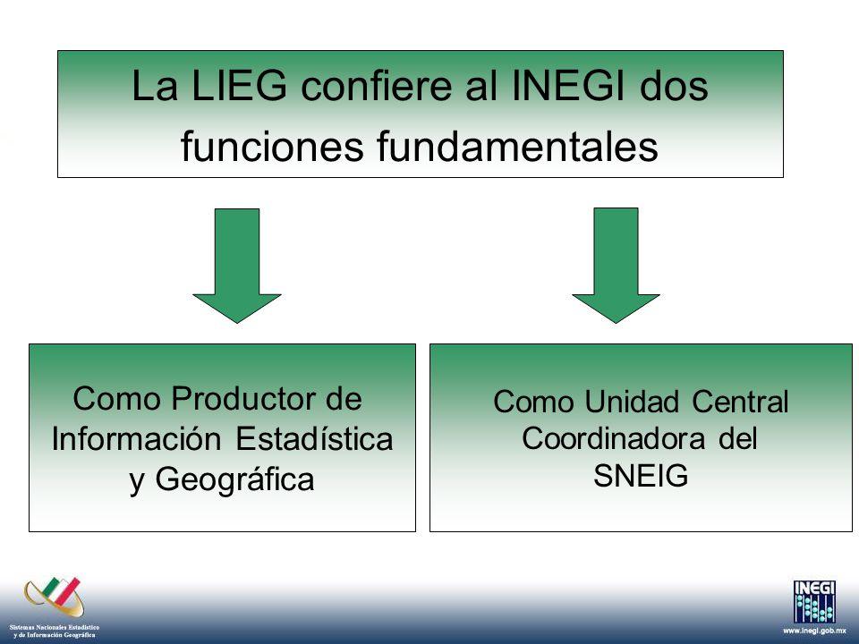 Debido a lo anterior para estandarizar, organizar, sistematizar y aprovechar integralmente la información generada, las acciones de coordinación se vuelven fundamentales.