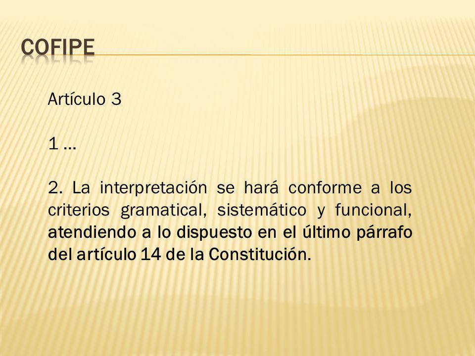 Artículo 3 1 … 2.