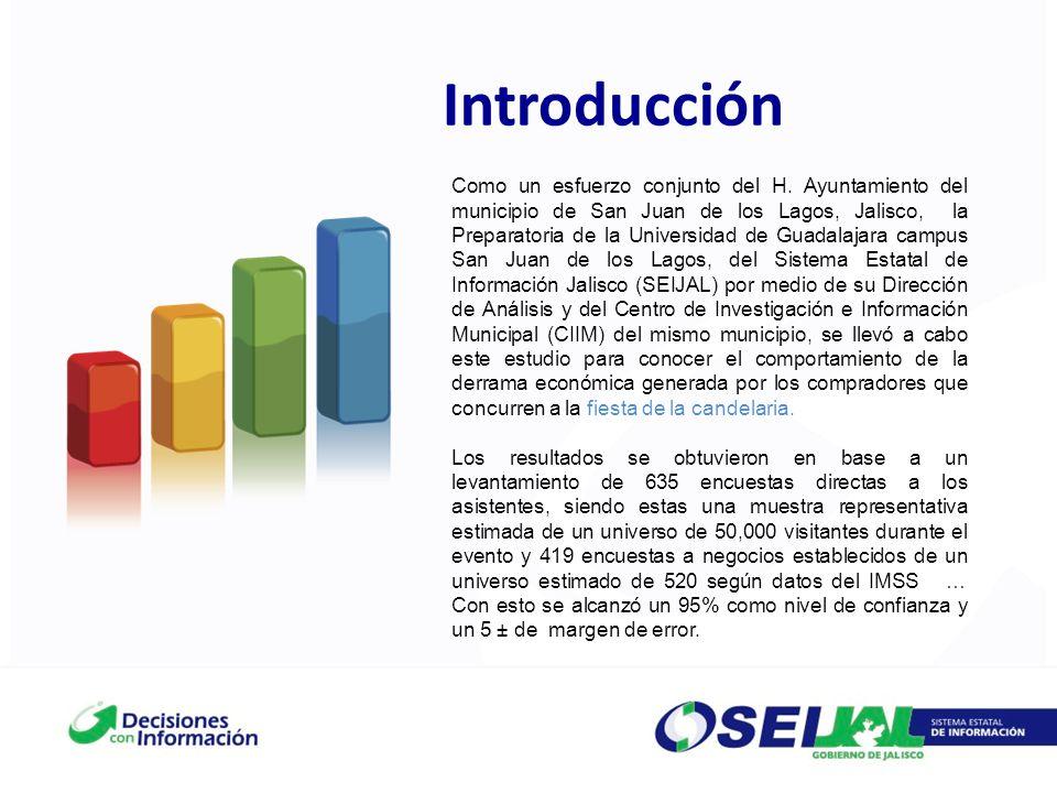 Introducción Como un esfuerzo conjunto del H. Ayuntamiento del municipio de San Juan de los Lagos, Jalisco, la Preparatoria de la Universidad de Guada
