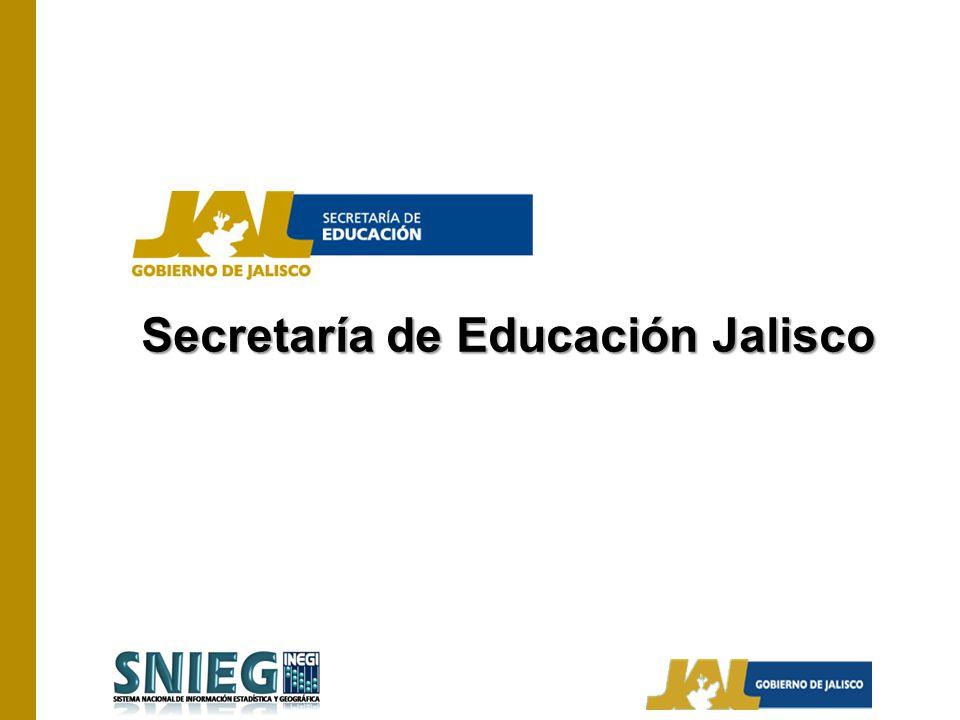 Se generaron indicadores educativos y datos del sistema educativo, que son difundidos al público a través del portal de la SEJ Se integró el catálogo de Centros de trabajo de la SEJ incluyendo su ubicación geográfica.
