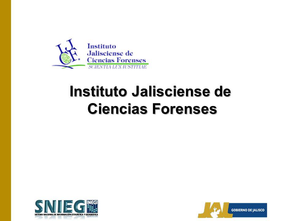 Instituto Jalisciense de Ciencias Forenses
