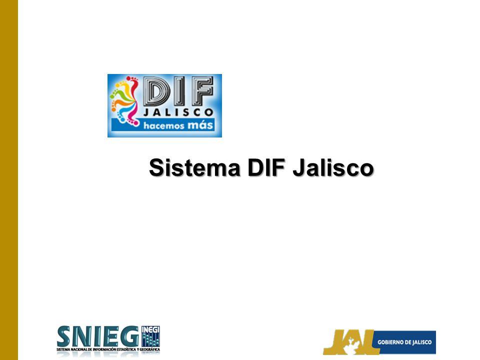 Sistema DIF Jalisco