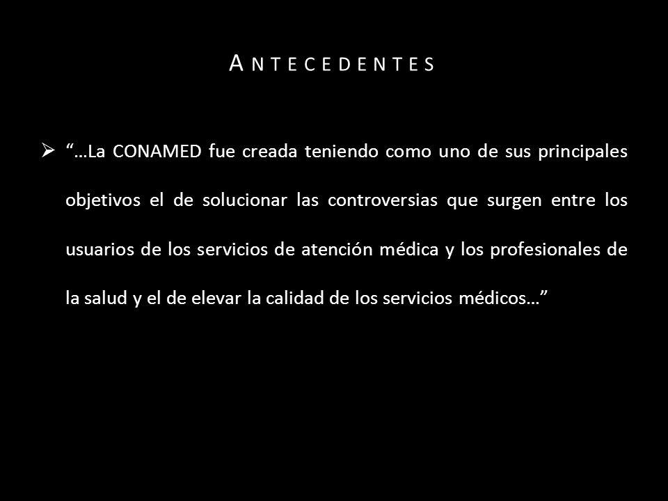 A SUNTOS A TENDIDOS CODAMEDY G ESTIONES I NMEDIATAS Y Q UEJAS (435) JUNIO 2007 - 2011