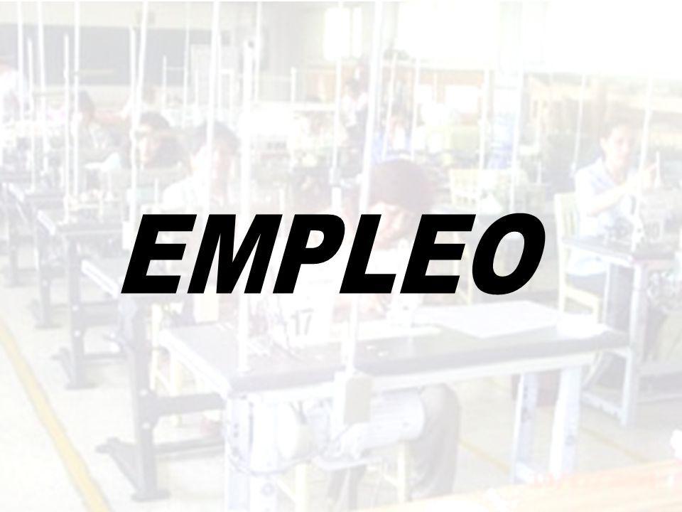 Coyuntura 1er Sem 2007 52 FUENTE : SEIJAL - Cámara Nacional de la Industria del Vestido Delegación Jalisco; en base a investigación directa.