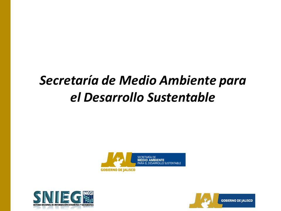 Secretaría de Medio Ambiente para el Desarrollo Sustentable